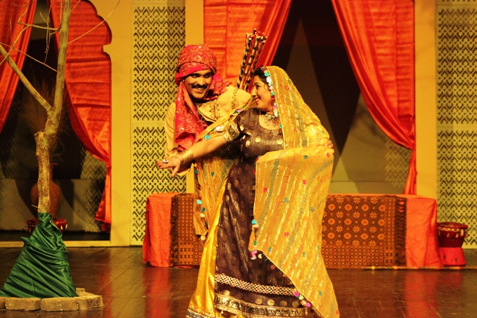 - Stage Play: Mirza Sahiban