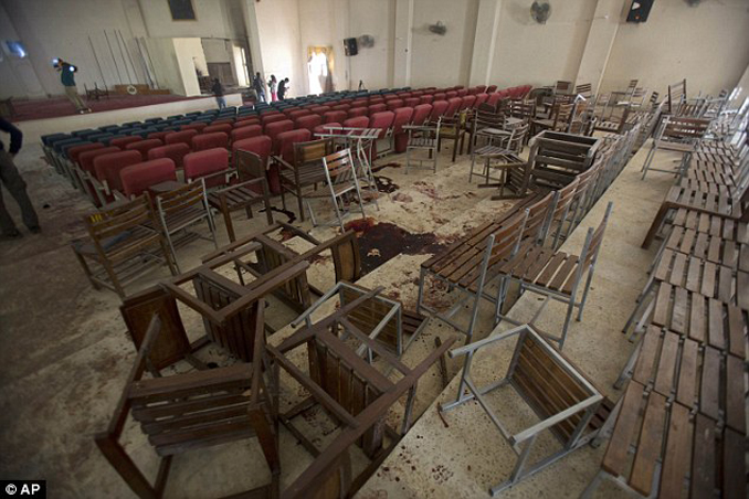 Gunmen burst into the auditorium and fired at children for a full 10 minutes - Stories of victims of terrorist attack by the Taliban on the Army Public School, Peshawar
