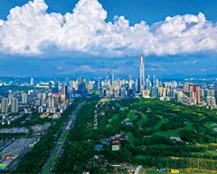 A foreign son-in-law tells the story of Shenzhen
