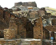 Takht-i-Bahi, an Icon of the Ancient Buddhist Civilization