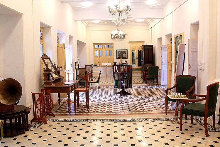 Living Room of TDF Ghar, Karachi