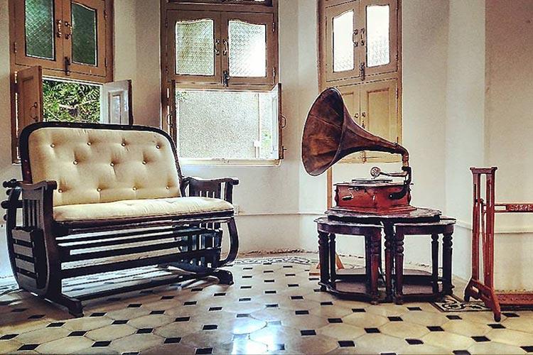 Gramophone at TDF Ghar, Karachi