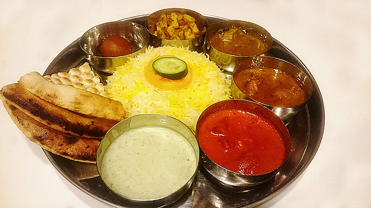 Hyderabadi Special Thali - Thali Restaurant Islamabad