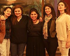 The Auratnaak Show in Islamabad