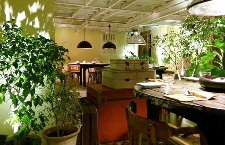 Interior of The East End, Karachi - The East End Restaurant Karachi