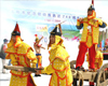 THE FESTIVAL OF MIGRATION WESTWARD OF XINJIANG XIBO PEOPLE