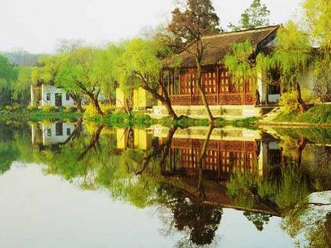 Geyuan Garden - THE GEYUAN GARDEN OF YANGZHOU
