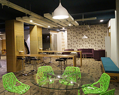 The Hive: A Co-working Space in Islamabad