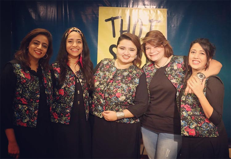 The Khawatoons at Thotspot: Room for 'Improv'ment - Youlin