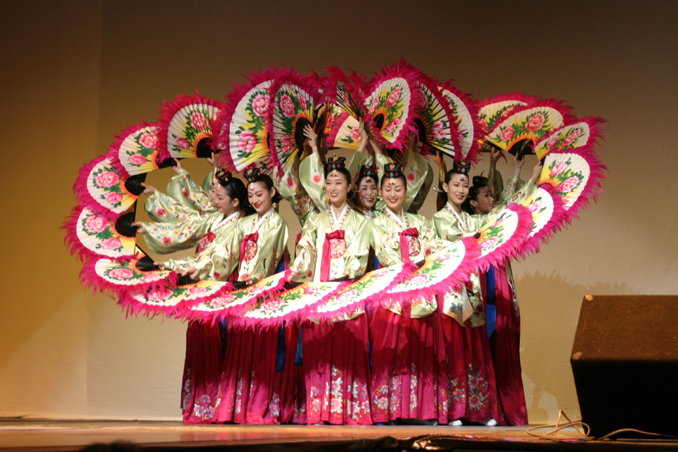 Korean Dance - THE KOREAN PEOPLE OF CHINA