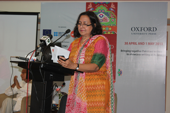Ameena Saiyid (Founder of KLF and ILF) - THE LEGACY OF LITERATURE COMES ALIVE AT ILF- PART I