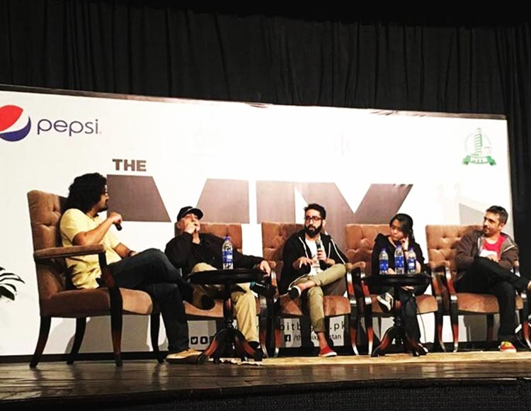 Panel discussion on Moving Music