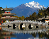 Old Town of Lijiang China