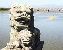 The Stone Lions of Lugou Bridge: When were they carved?
