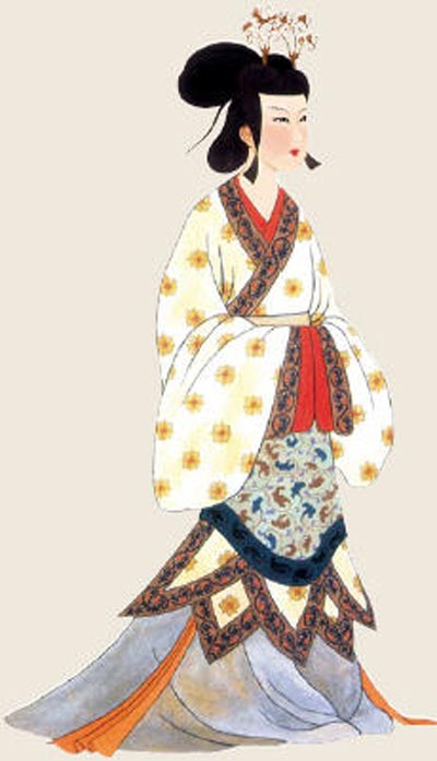 Wei Jin Period Clothes