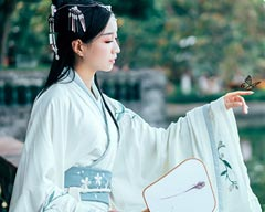 The Traditional Chinese Dress: Gowns