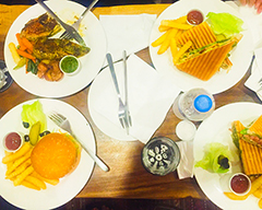 The Warehouse Restaurant and Cafe, Jinnah Super, Islamabad