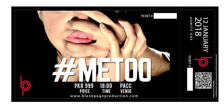 Theatre Review: #MeToo by BlankPage Productions