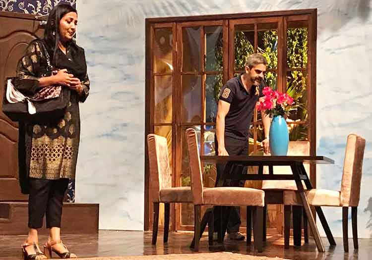 Theatre Review: Dil-e-Nadaan at Alhamra Arts Council