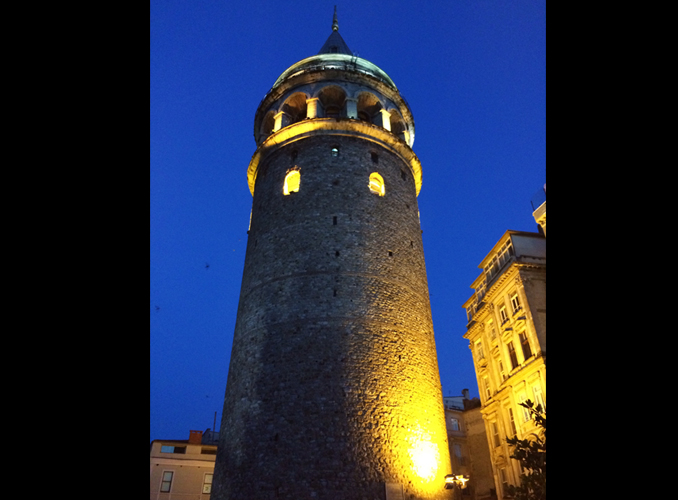 Galata Tower - To Beyoglu And Beyond