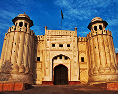 Tour Guides of Lahore Fort