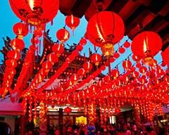 """""""中国年""""里的传统民俗"""