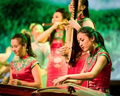 Travel around China with Folk Songs