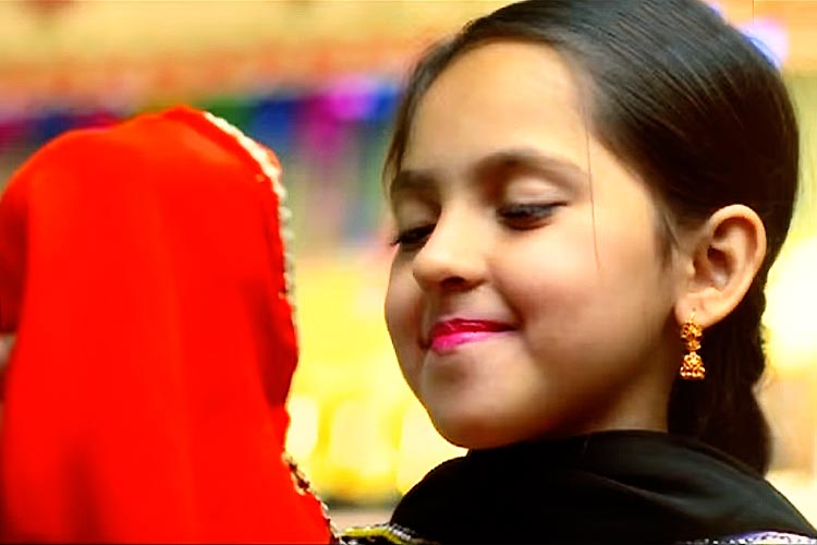 Emaan Sher as Saira in the drama serial Mujhay Jeenay Do
