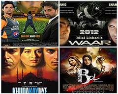 Watch Latest Pakistani Movies Available on DVD