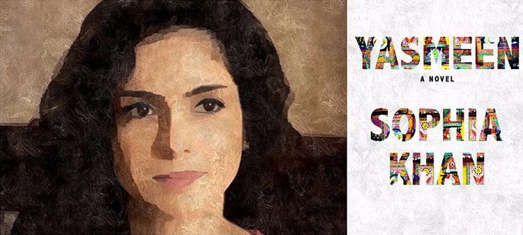 'Yasmeen' by Sophia Khan (source: www.scroll.in) - Writer Sophia Khan on Her Debut Novel, Yasmeen