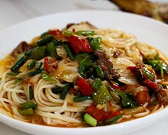 Xinjiang Noodle: Taste of Home