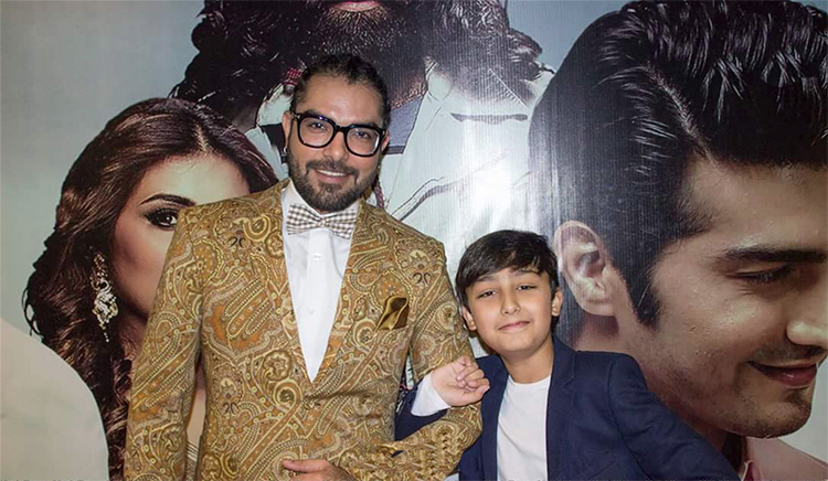 Yasir Hussain with Aashir Wajahat - Interview with Yasir Hussain on Film Karachi se Lahore