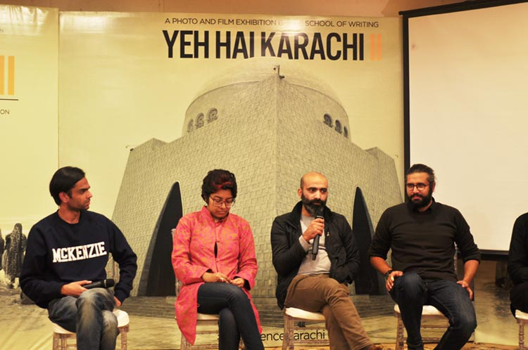 Yeh Hai Karachi 2: Photography and Film Exhibition