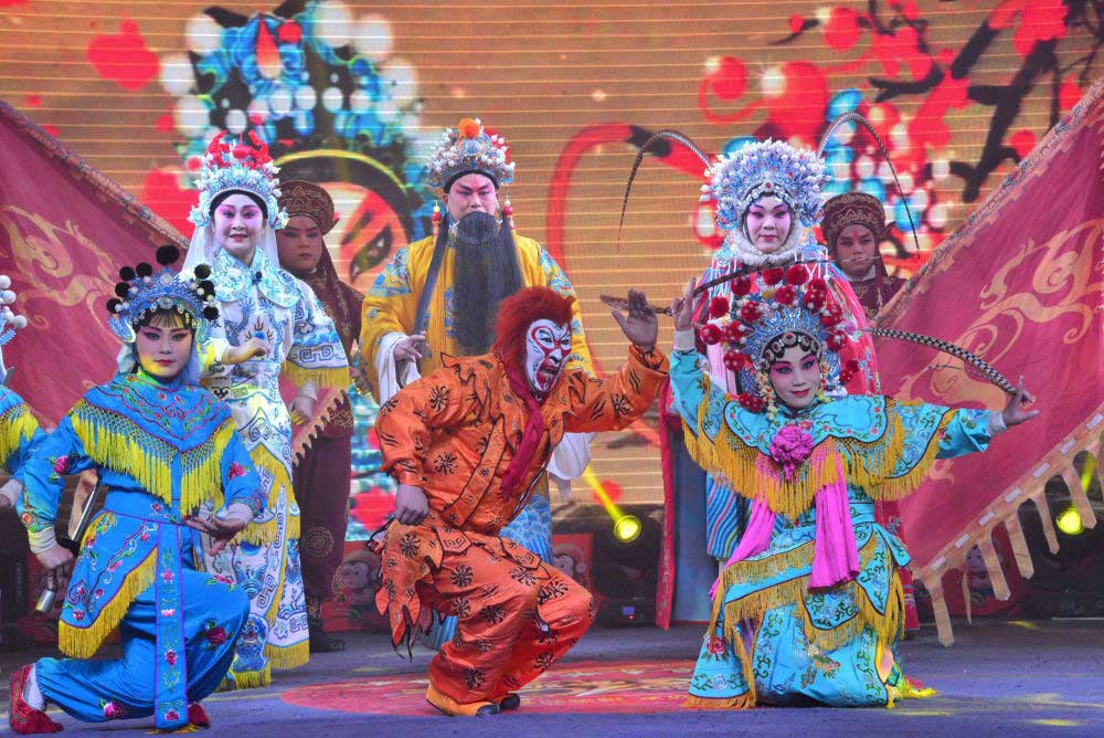 The Yu Opera is one of China's famous national opera forms - Yu Opera, the Most Popular Art Form in Henan Province