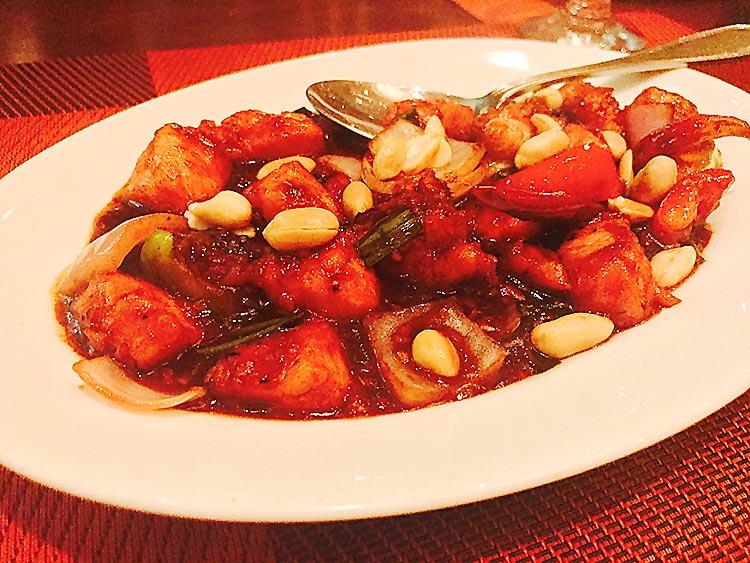 美食评论:中国和泰国美食