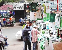 购物狂的天堂:卡拉奇再纳布市场