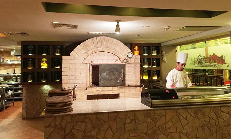 Zigolini Restaurant Marriott Hotel Islamabad - Zigolini Restaurant Marriott Hotel Islamabad