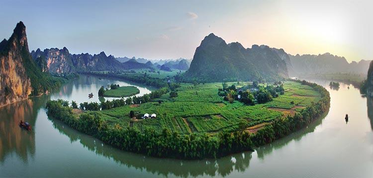 Zhoujiang River