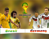 Brazil vs Germany: A Clash of Titans