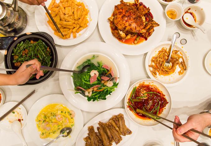 Diverse Cuisines