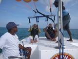 Para Sailing in Turks and Caicos Islands