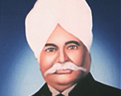 Lahore: Samadhi of Sir Ganga Raam
