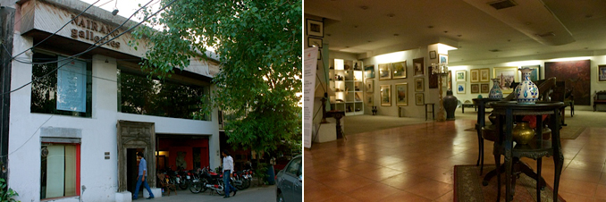 Reviving Art and Culture: Nairang Gallery, Lahore