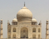 THREE WOMEN OF SUBSTANCE AT THE TAJ MAHAL: MAUSOLEUM BUILT FOR A WOMAN, MUMTAZ MAHAL!