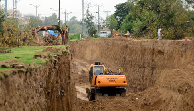 Environmental Hazards Facing Islamabad