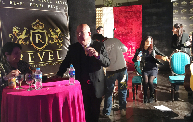 Launch of Revel Events in Islamabad