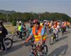 Critical Mass Islamabad marks its 100th Ride...