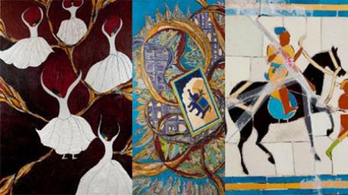 'Cross Roads III, A Sufi Journey'