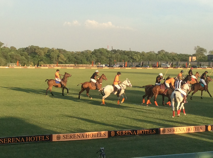 Exhibition Polo Match in Islamabad