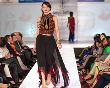 Fashion Show: Sonya Battla Launches Manora in Islamabad